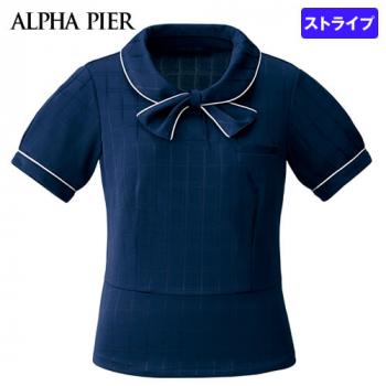 [アルファピア]事務服 プルオーバーシャ