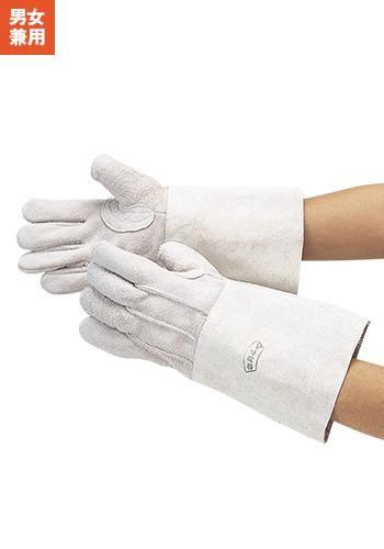 [一旦、非表示][おたふく手袋k]革手溶