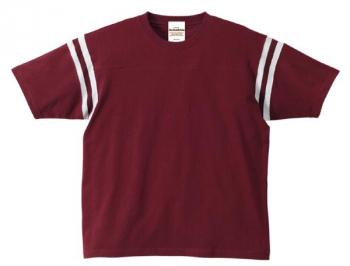 6.2オンス フットボールTシャツ