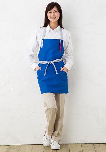 ブルーF 女性160cm