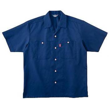 半袖開衿シャツ