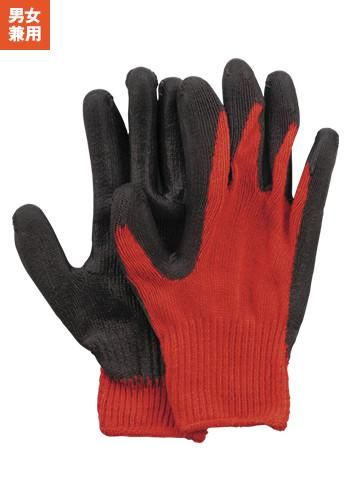 [おたふく手袋]ゴム引手袋 5双組 天然