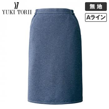 [ユキトリイ]事務服 Aラインスカート