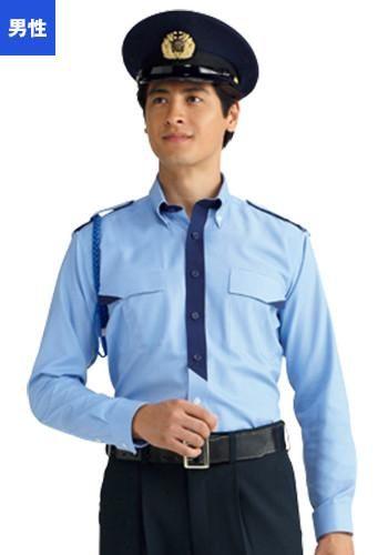 [フェローズ]フォーマル 警備員 長袖ボ