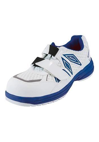 [マンダム]安全靴 樹脂先芯 耐油底 ス