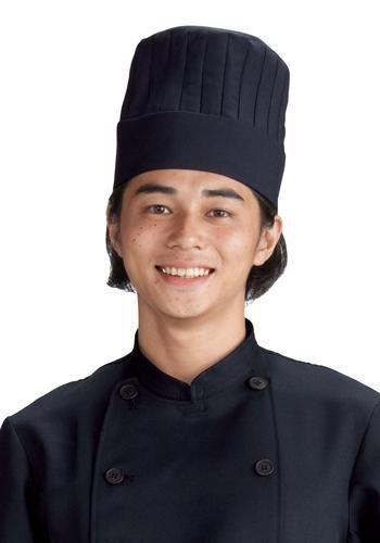 [サンペックス]飲食 コック帽(男女兼用