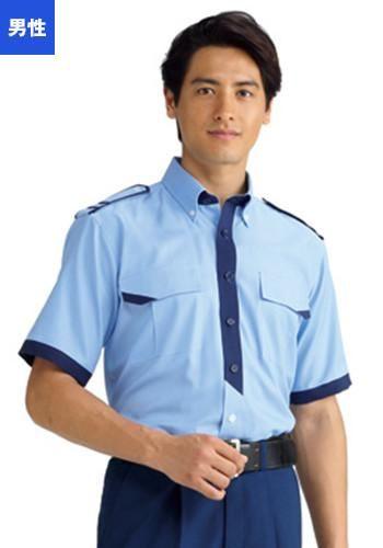 [フェローズ]フォーマル 警備員 半袖ボ