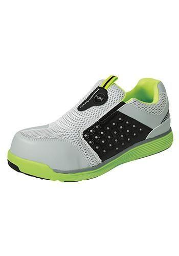 [マンダム]安全靴Light 樹脂先芯