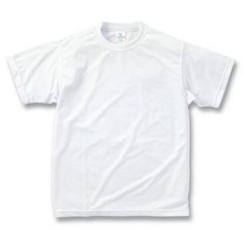 4.3オンスクールファスト Tシャツ(ホ