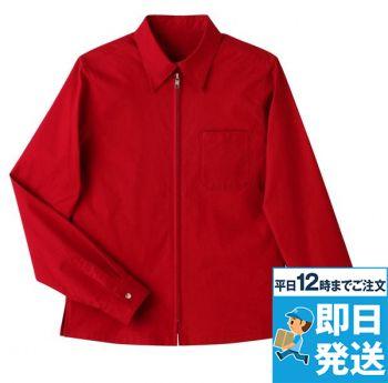 長袖シャツジャケット