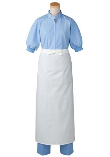 [サンペックスイスト]食品工場白衣 かる