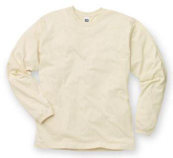 ジャージィー長袖Tシャツ(カラー)