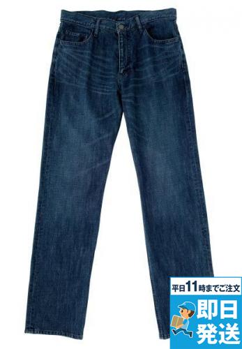 メンズ 5ポケット デニムパンツ