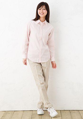ピンクSS 女性160cm