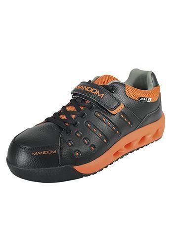 [マンダム]安全靴 セーフティー スチー