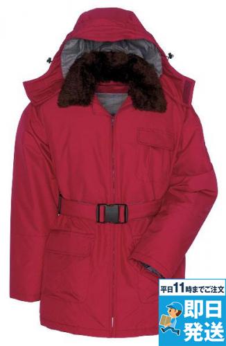 防寒レディースコート