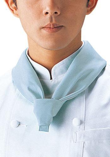 [サンペックス]飲食 四角巾 ブロード