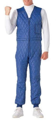 腰割れ式キルトスーツ