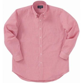 [クロダルマ]作業服 長袖シャツ(ボタン