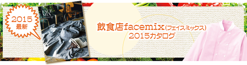 飲食店facemix・2013カタログ
