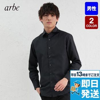 BC-6910 チトセ(アルベ) ワイドカラーのブランチシャツ(男性用)