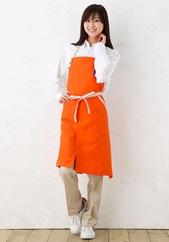 オレンジF 女性160cm