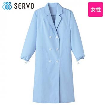 KF-126 Servo(サーヴォ) 検査衣/長袖 女性用