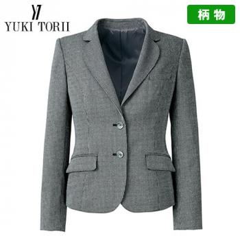 YT4304 ユキトリイ ジャケット スイングドット
