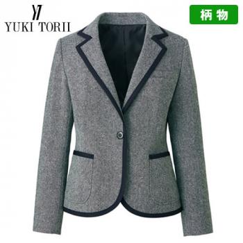 YT4910 ユキトリイ [通年]ジャケット ツイード