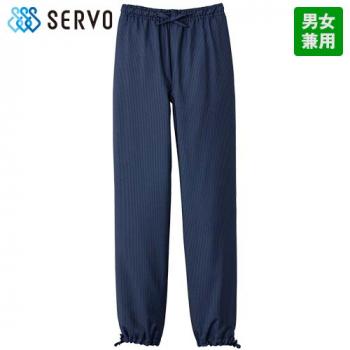 SPAU-1706 Servo(サーヴォ) 和風パンツ(男女兼用)