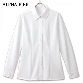 AR1488 アルファピア [通年]長袖シャツ[ニット/紫外線カット]
