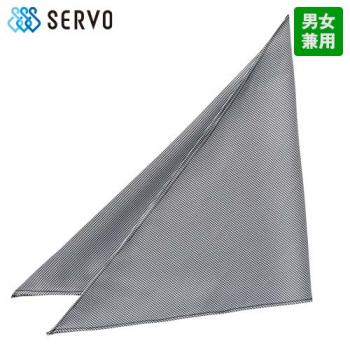 EA-6744 Servo(サーヴォ) 三角巾 千鳥格子