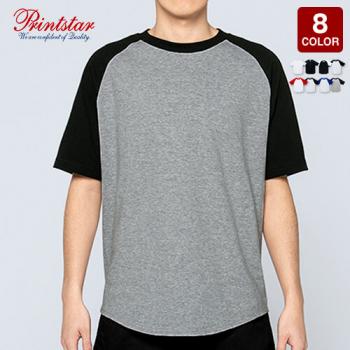 00106-CRT 5.6オンス ヘビーウェイトラグランTシャツ(男女兼用)