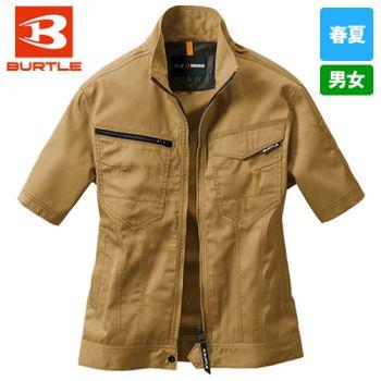 バートル 1716 [春夏用]T/Cライトチノ半袖ジャケット(男女兼用)