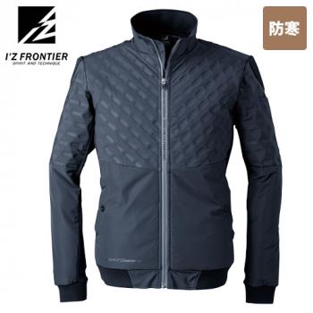 9470 アイズフロンティア 発熱エンボス防寒ジャケット
