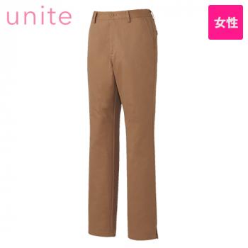 UN-0096 UNITE(ユナイト) ストレッチ チノパンツ(女性用)