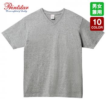 00108-VCT 5.6オンス ヘビーウェイト VネックTシャツ