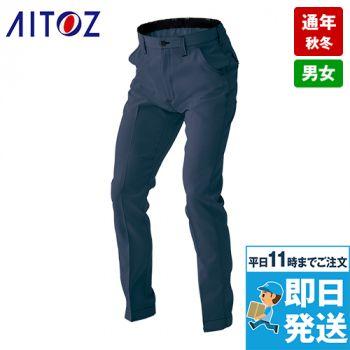 AZ9120 アイトス ワークパンツ(ノータック)