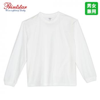 00114-BCL 5.6オンス ヘビーウェイトビッグLS-Tシャツ