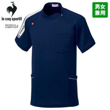 UZL3091 ルコック ジップシャツ(男女兼用)