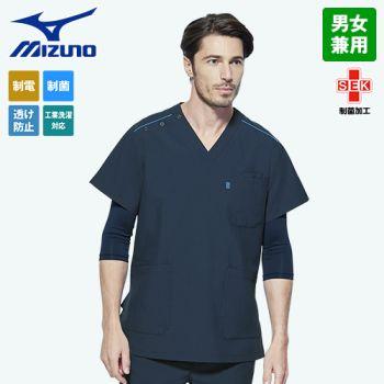 MZ-0230 ミズノ(mizuno) スクラブ(男女兼用)