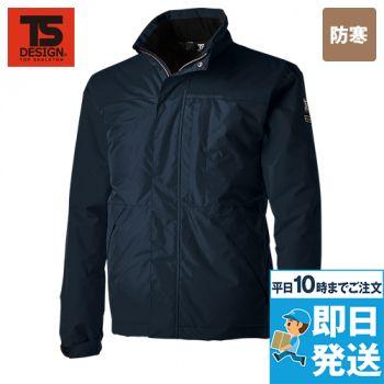 TS DESIGN 1846 メガヒート ES ライトウォームジャケット(男性用)