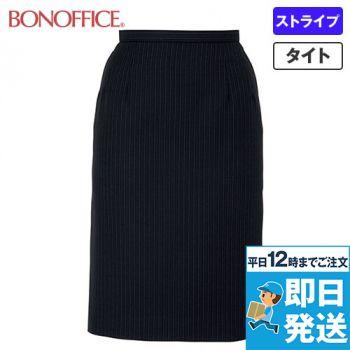 BONMAX AS2246 [通年]アウトラスト2 スカート ストライプ[温度調整機能付]