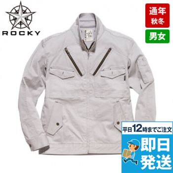 RJ0301 ROCKY フライトジャケ