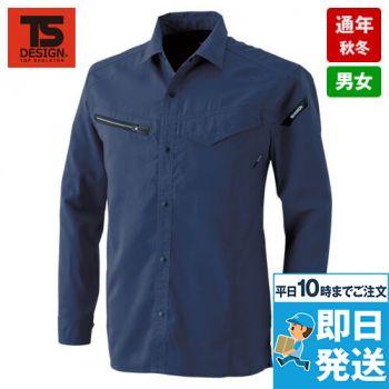 8105 TS DESIGN AIR ACTIVE ロングスリーブシャツ