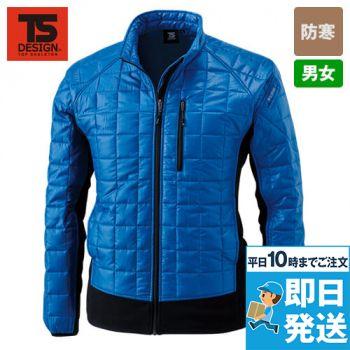 TS DESIGN 4226 [秋冬用]マイクロリップロングスリーブジャケット(男女兼用)