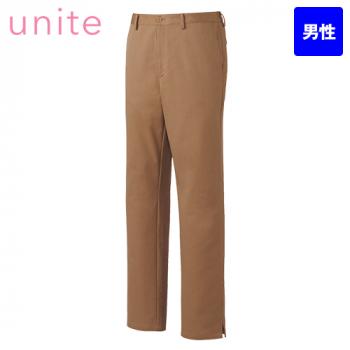 UN-0097 UNITE(ユナイト) ストレッチ チノパンツ(男性用)