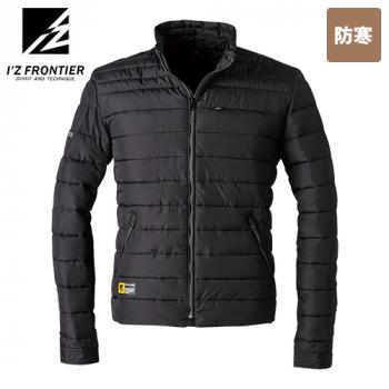 9540 アイズフロンティア フェイクダウンユーロスタイル防寒ジャケット