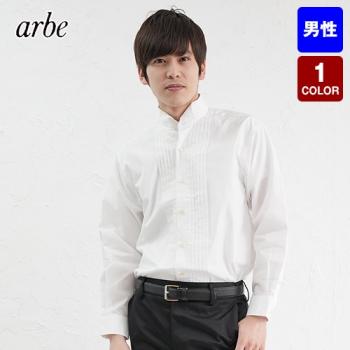 KM-4092 チトセ(アルベ) ピンタックウイングカラーシャツ(男性用)