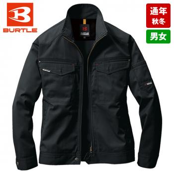 バートル 1201 [秋冬用]制電T/Cソフトツイルジャケット(男女兼用)